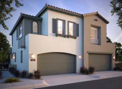 The Towns Plan 2 - Mariposa: Chandler, Arizona - The New Home Company