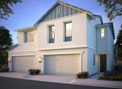 The Towns Plan 3 - Mariposa: Chandler, Arizona - The New Home Company