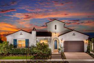GH - Plan 2 - Gold Hill at Russell Ranch: Folsom, California - The New Home Company
