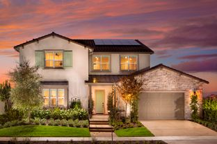 GH - Plan 3 - Gold Hill at Russell Ranch: Folsom, California - The New Home Company