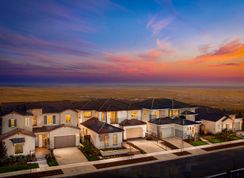 Plan 2 - Silver Crest at Russell Ranch: Folsom, California - The New Home Company