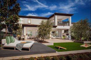 Plan 3 - Silver Crest at Russell Ranch: Folsom, California - The New Home Company