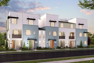 Plan 1 - NUVO Piemonte: Ontario, California - The New Home Company