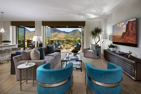 Greatroom-and-Dining-in-Icon Plan 2A-at-Icon-in-Scottsdale