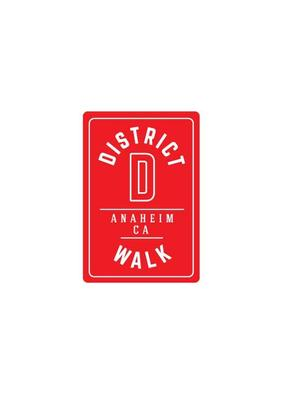 District Walk,92805