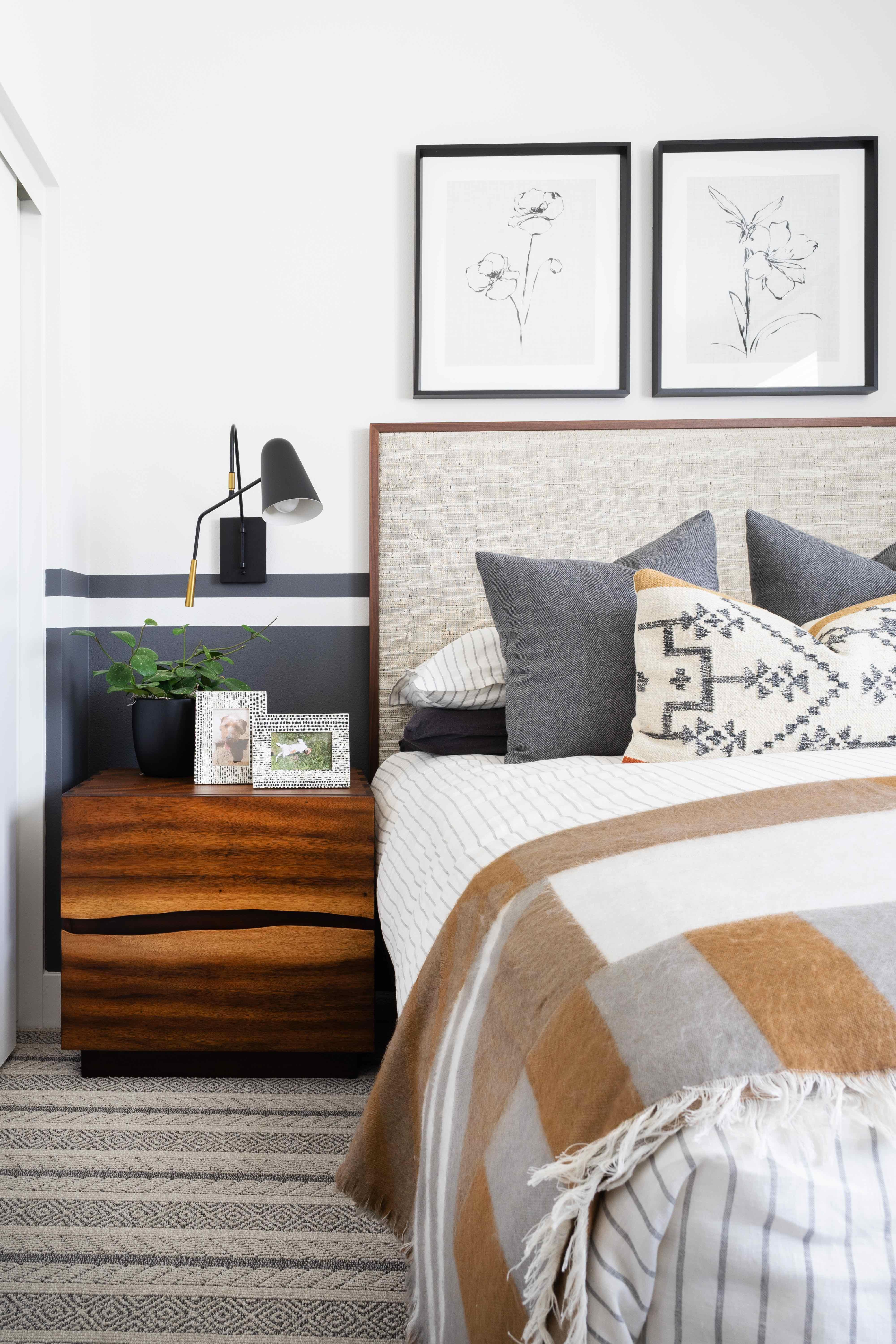 Bedroom featured in The Marla By The Olson Company in Los Angeles, CA