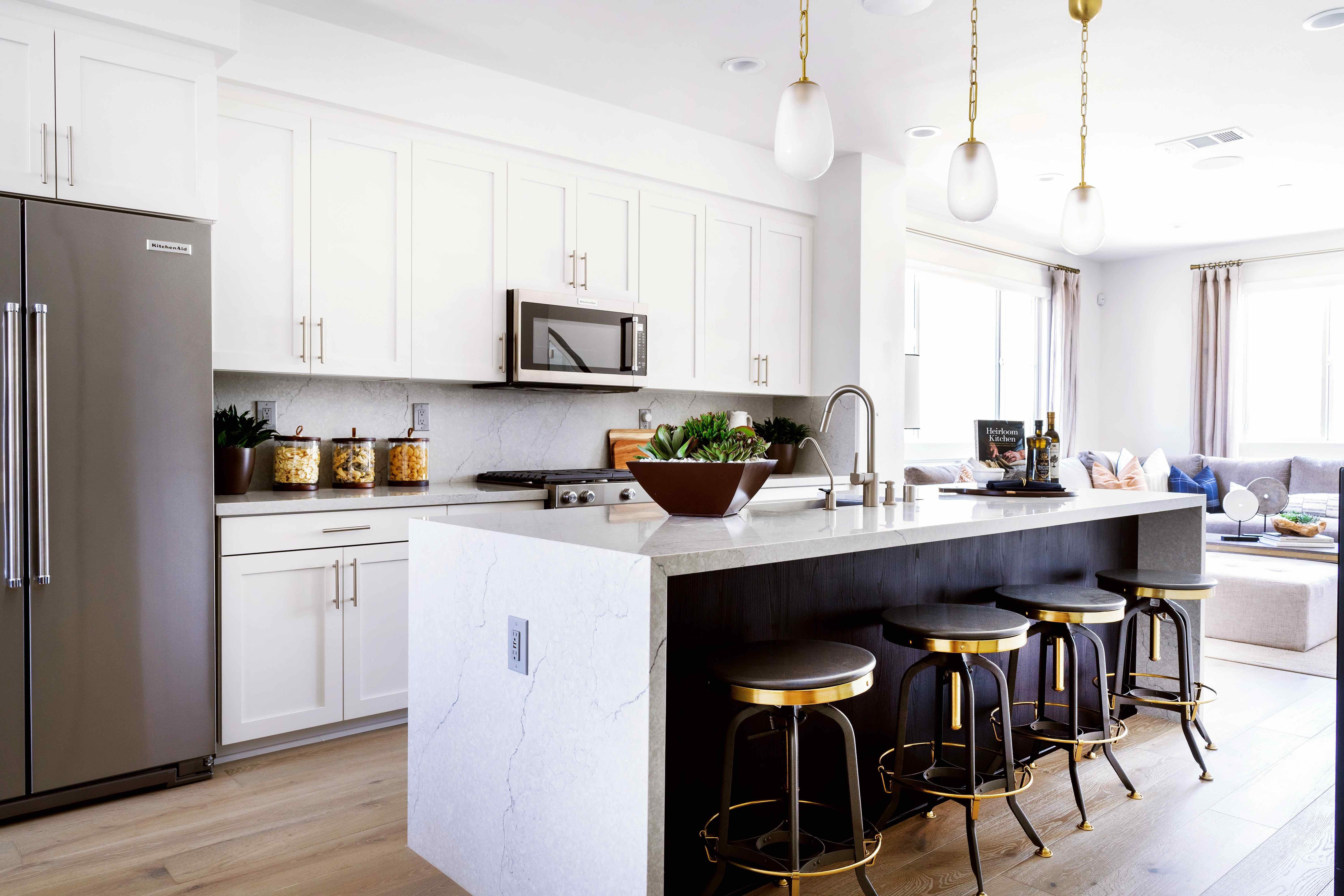 Kitchen featured in The Elizabeth By The Olson Company in Los Angeles, CA