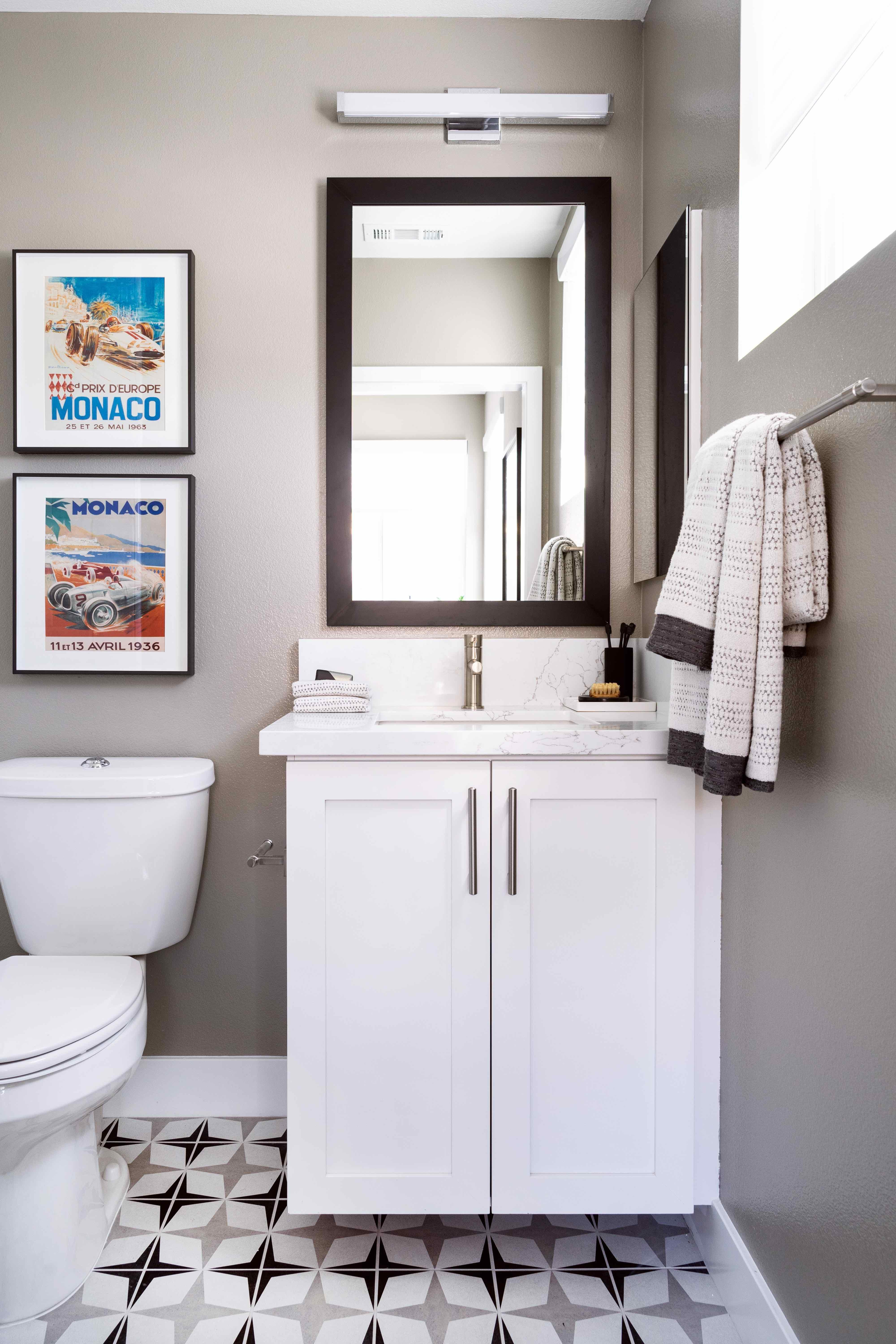 Bathroom featured in The Elizabeth By The Olson Company in Los Angeles, CA