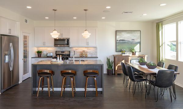 Kitchen featured in The Delphinium By The Olson Company in Los Angeles, CA