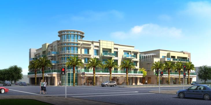 Long Beach Garden Home:Community Image
