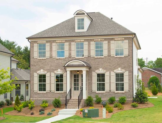 central park at deerfield township - Deefield Park Homes Floor Plans