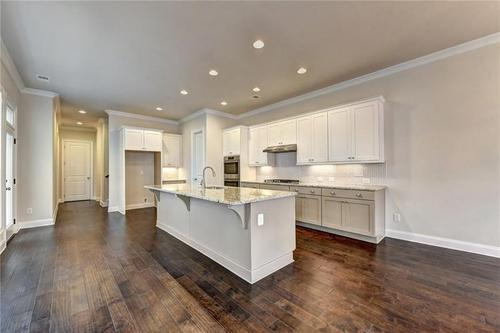 Kitchen-in-The Kenton-at-Bellmoore Park-in-Johns Creek