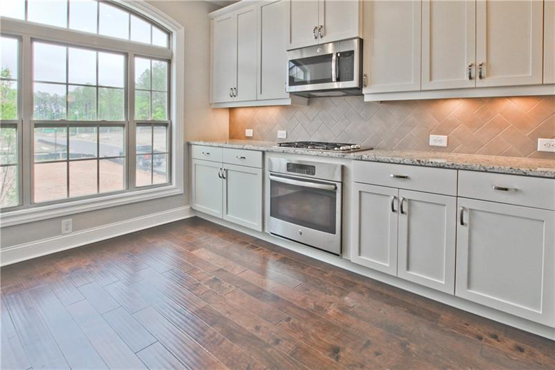 Kitchen-in-The Marston-at-Brookmere at Johns Creek-in-Johns Creek