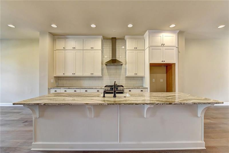 Kitchen-in-The Tyndale-at-The Townes at Chastain-in-Atlanta