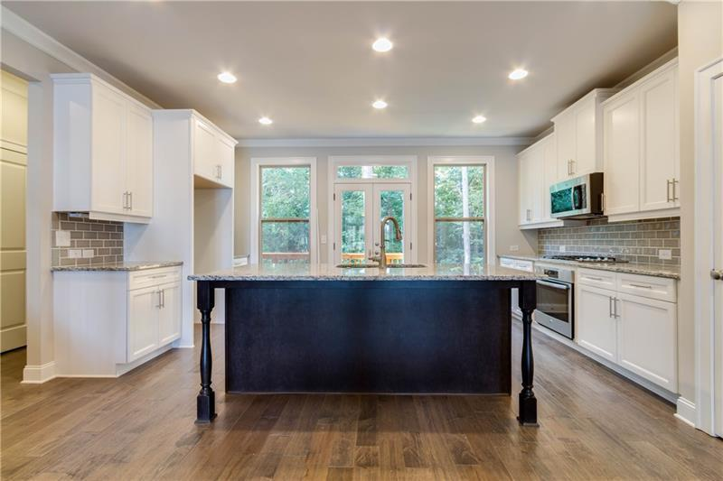Kitchen-in-The Finley-at-Brookmere at Johns Creek-in-Johns Creek