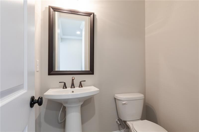 Bathroom-in-The Foster-at-Brookmere at Johns Creek-in-Johns Creek