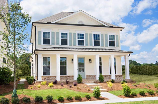 Idylwilde:The Hickory Home Design