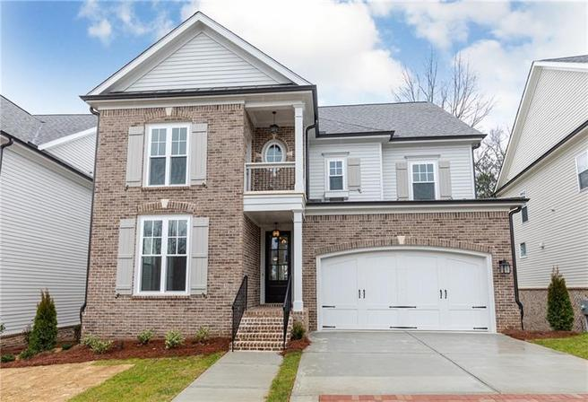 6535 Creekview Circle (The Mansfield)