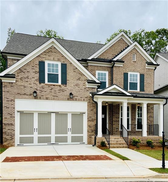 6578 Creekview Circle (The Calhoun)