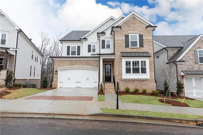 6594 Creekview Circle (The Mansfield)