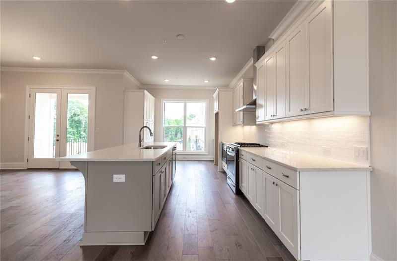 Kitchen featured in The Malone By The Providence Group in Atlanta, GA