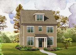The Raleigh - Central Park at Deerfield Township: Alpharetta, Georgia - The Providence Group