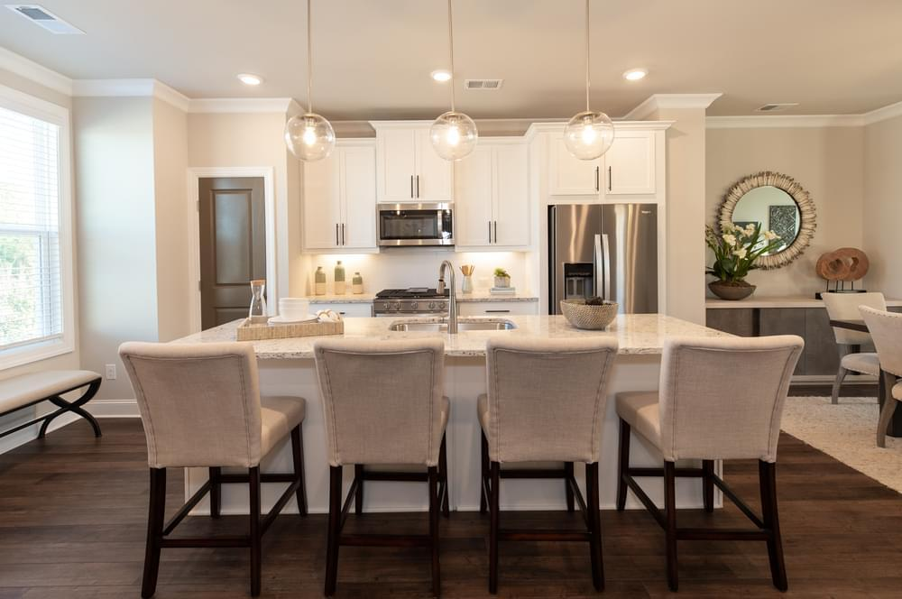 Kitchen featured in The Glendale By The Providence Group in Atlanta, GA