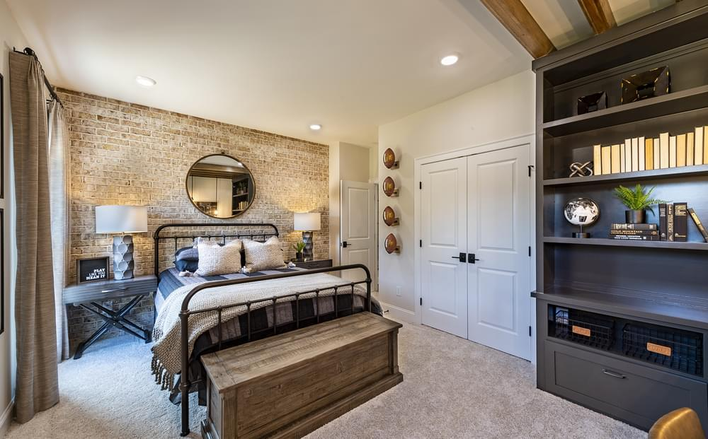 Bedroom featured in The Harrison By The Providence Group in Atlanta, GA