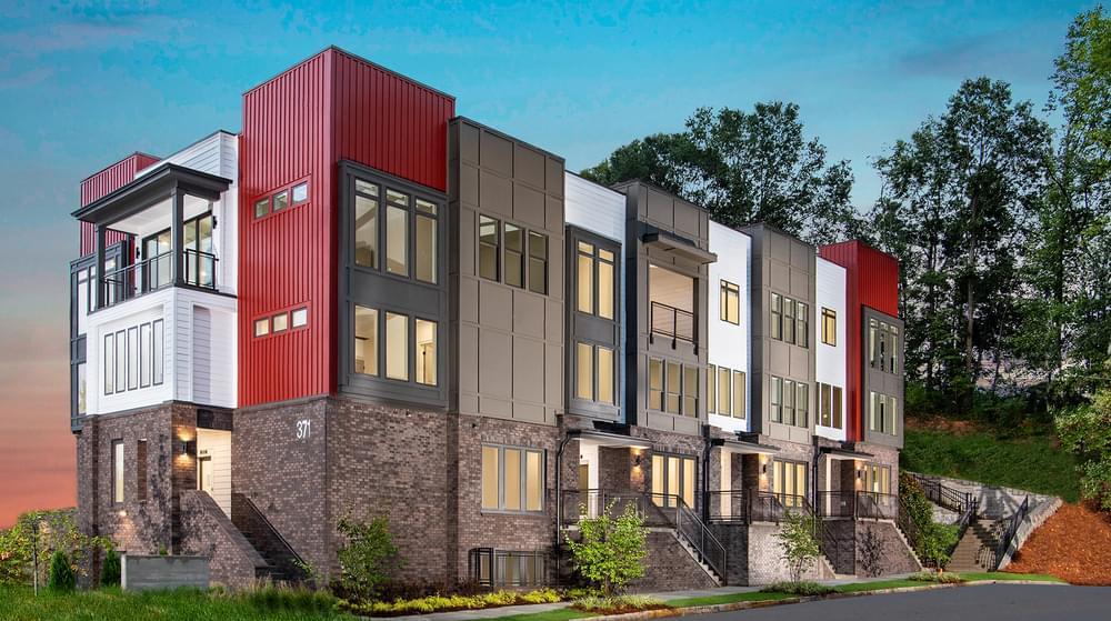 'Pratt Stacks' by The Providence Group in Atlanta