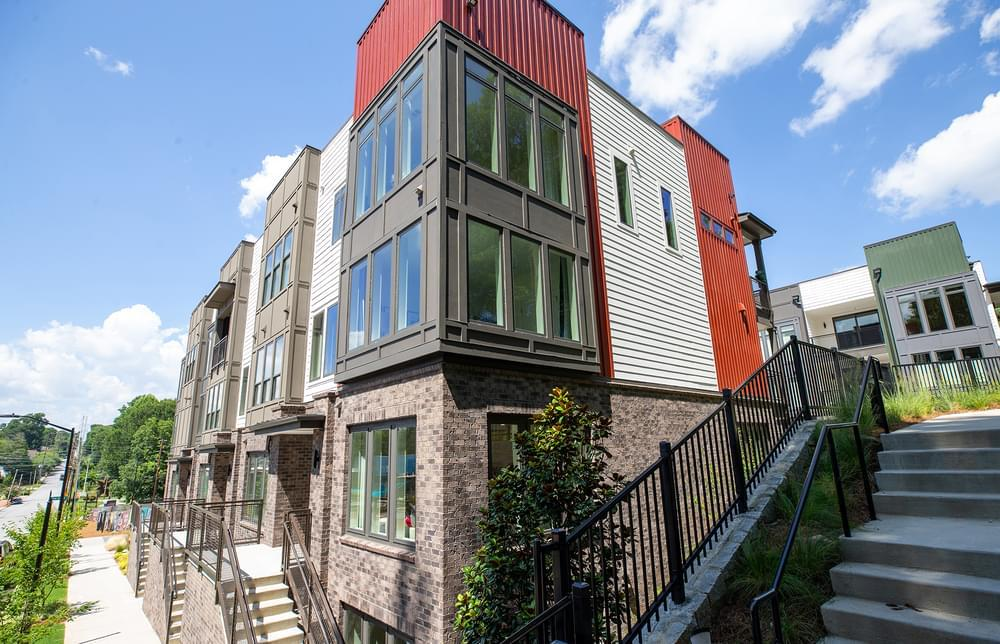 Exterior featured in The Brookhaven By The Providence Group in Atlanta, GA