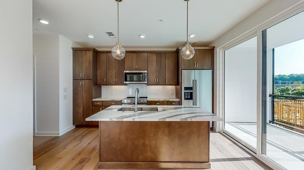 Kitchen featured in The Brookhaven By The Providence Group in Atlanta, GA