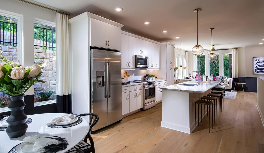 Kitchen featured in The Courtland By The Providence Group in Atlanta, GA