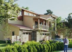Plan 1 - Bella Vista of Eagle Ridge: Gilroy, California - Do & Partners