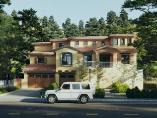 Plan 2 - Bella Vista of Eagle Ridge: Gilroy, California - Do & Partners