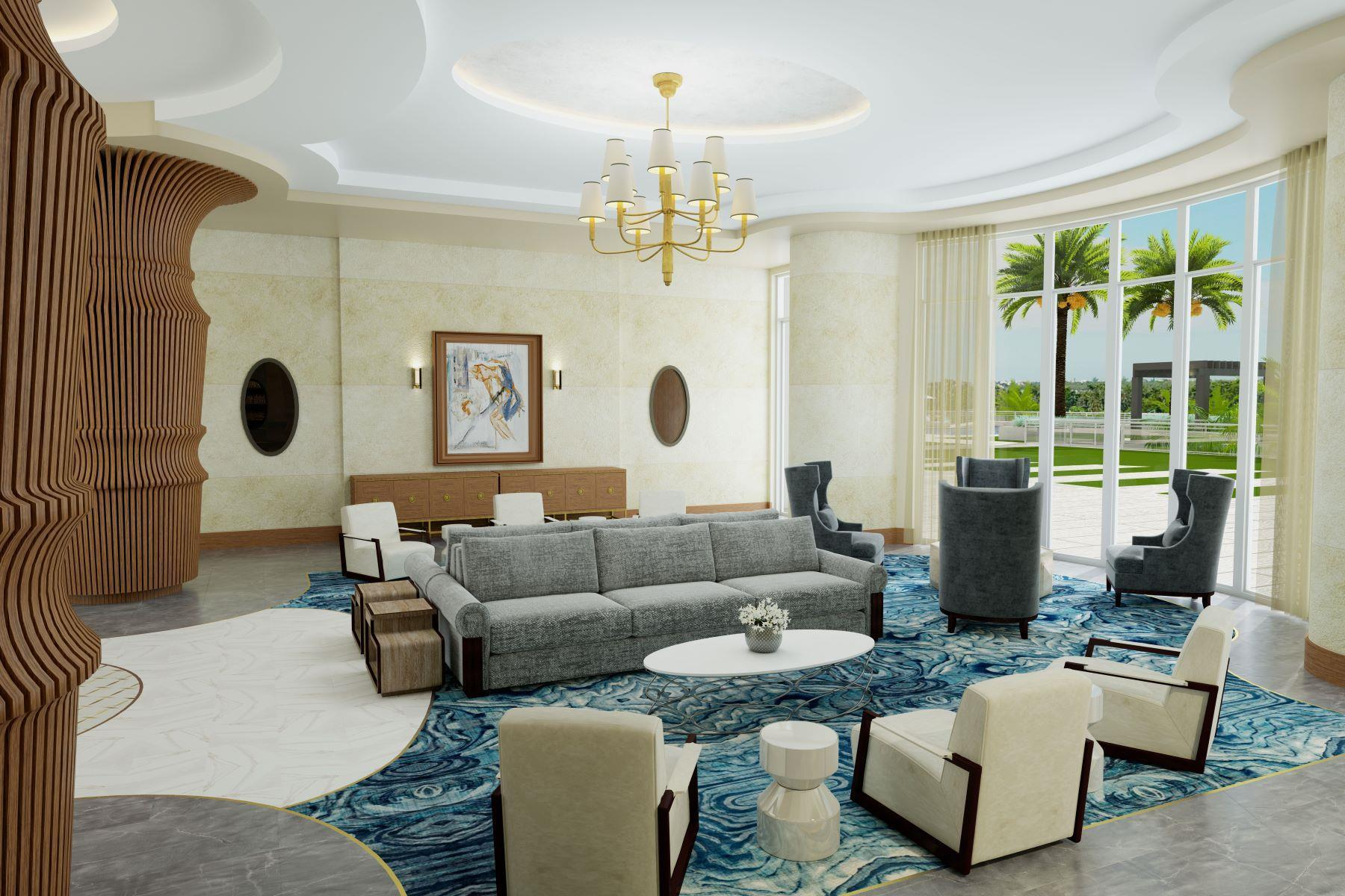 Living Area featured in the Omega Residence 01 By The Ronto Group in Fort Myers, FL