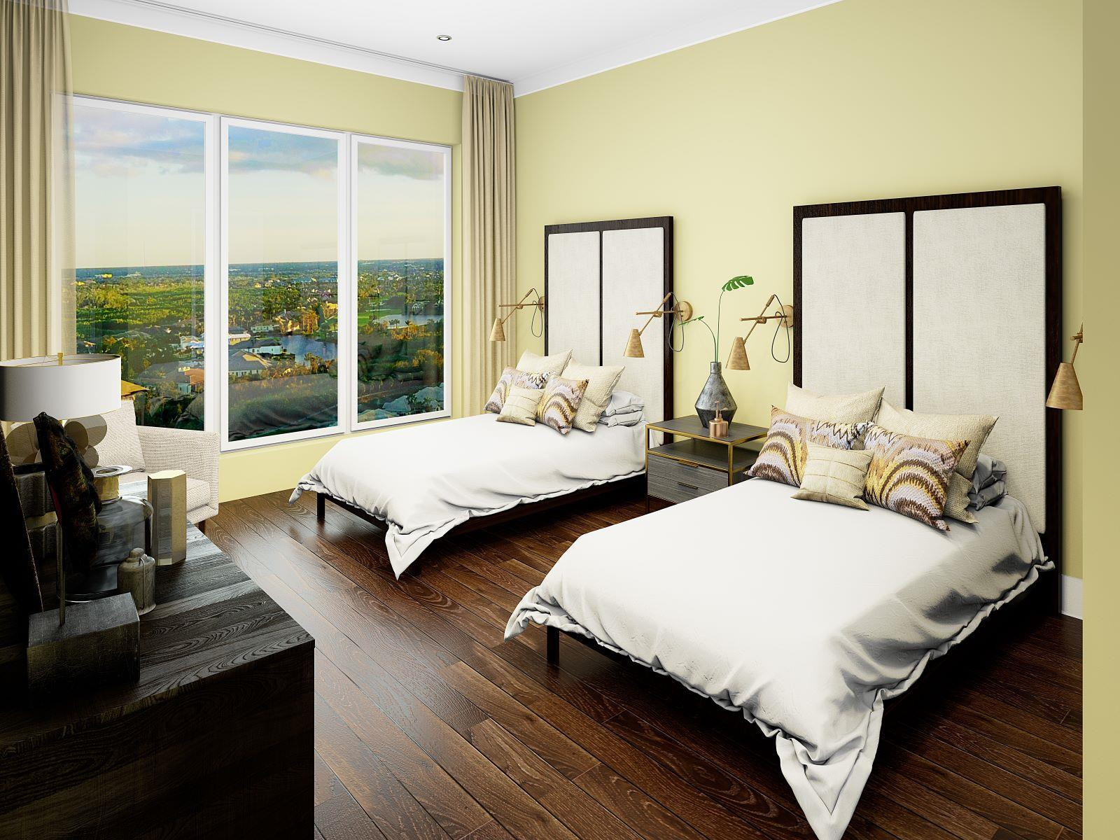 Bedroom featured in the Omega Residence 03 By The Ronto Group in Fort Myers, FL
