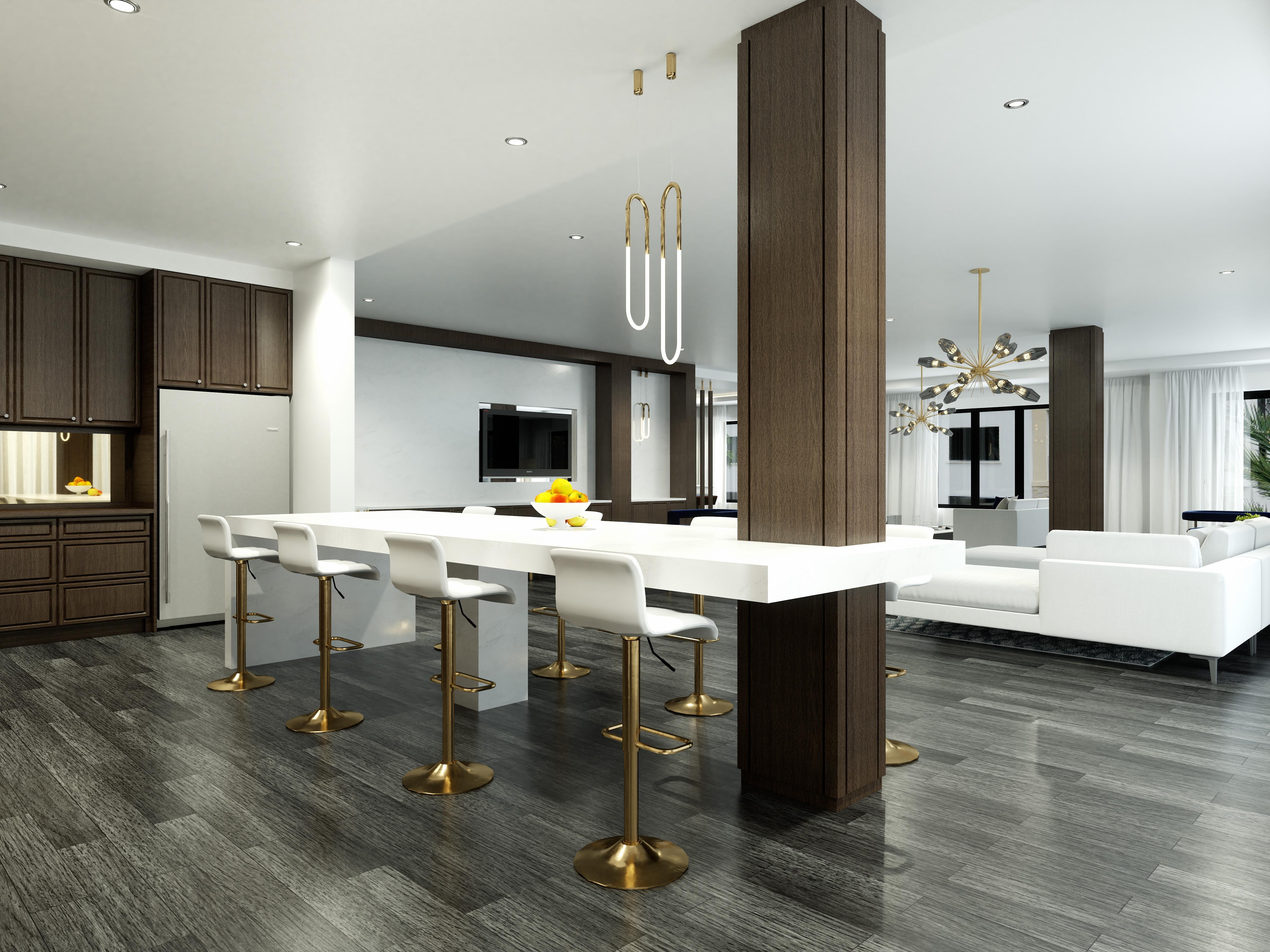 Kitchen featured in the Bianca By The Ronto Group in Naples, FL