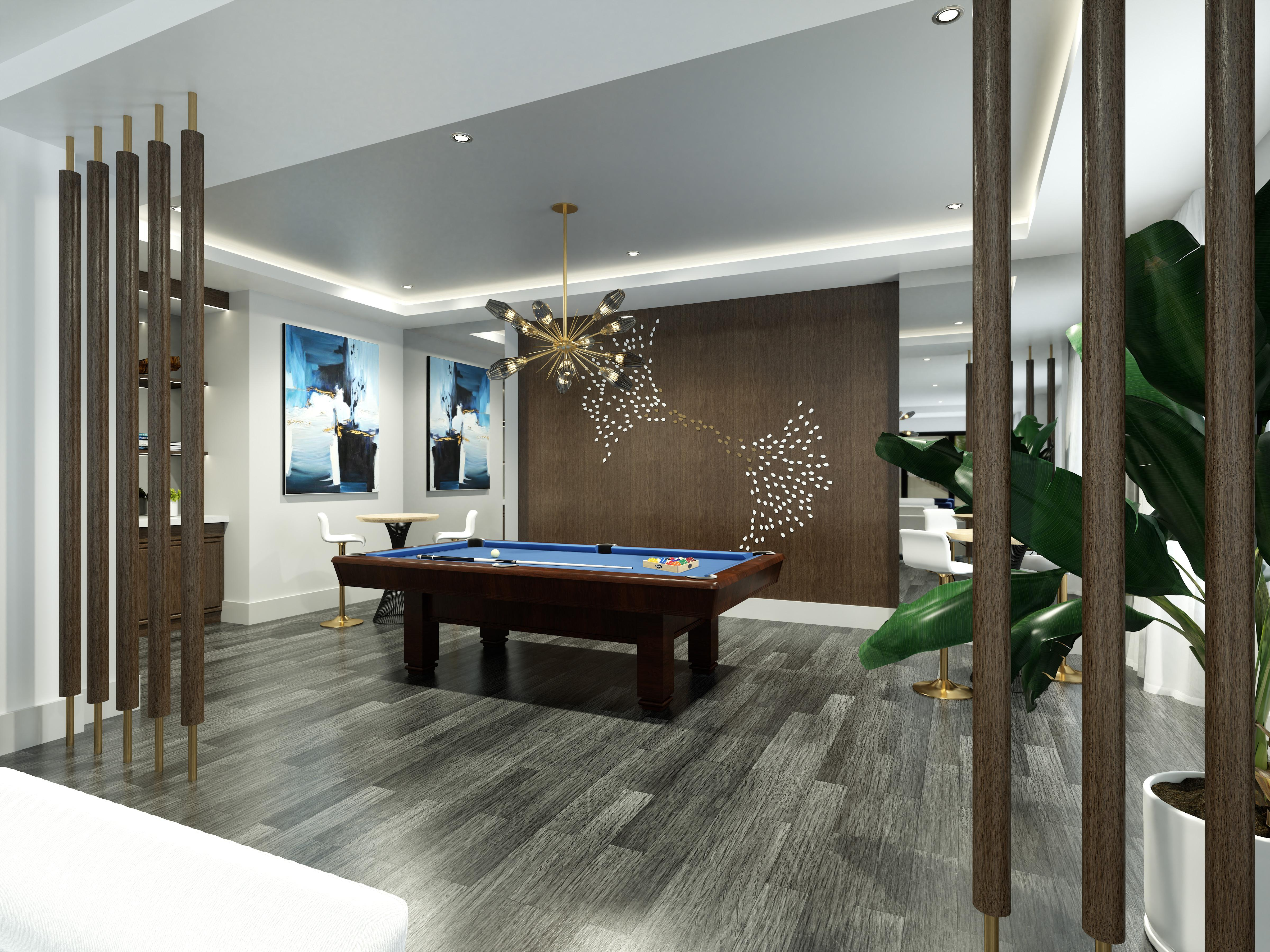 Living Area featured in the Bianca By The Ronto Group in Naples, FL