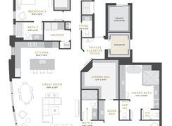 Penthouse 3 - Altura Bayshore: Tampa, Florida - The Ronto Group