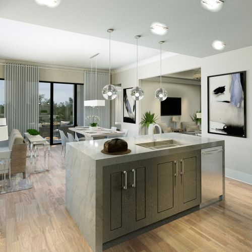 Greatroom-and-Dining-in-Naples Square - Phase III - Biltmore-at-Naples Square-in-Naples
