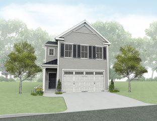Poplar - The Cottages at Norfolk Highlands: Chesapeake, Virginia - Wetherington Homes