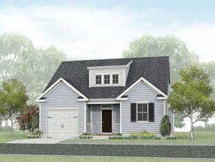 Cedar - The Cottages at Norfolk Highlands: Chesapeake, Virginia - Wetherington Homes