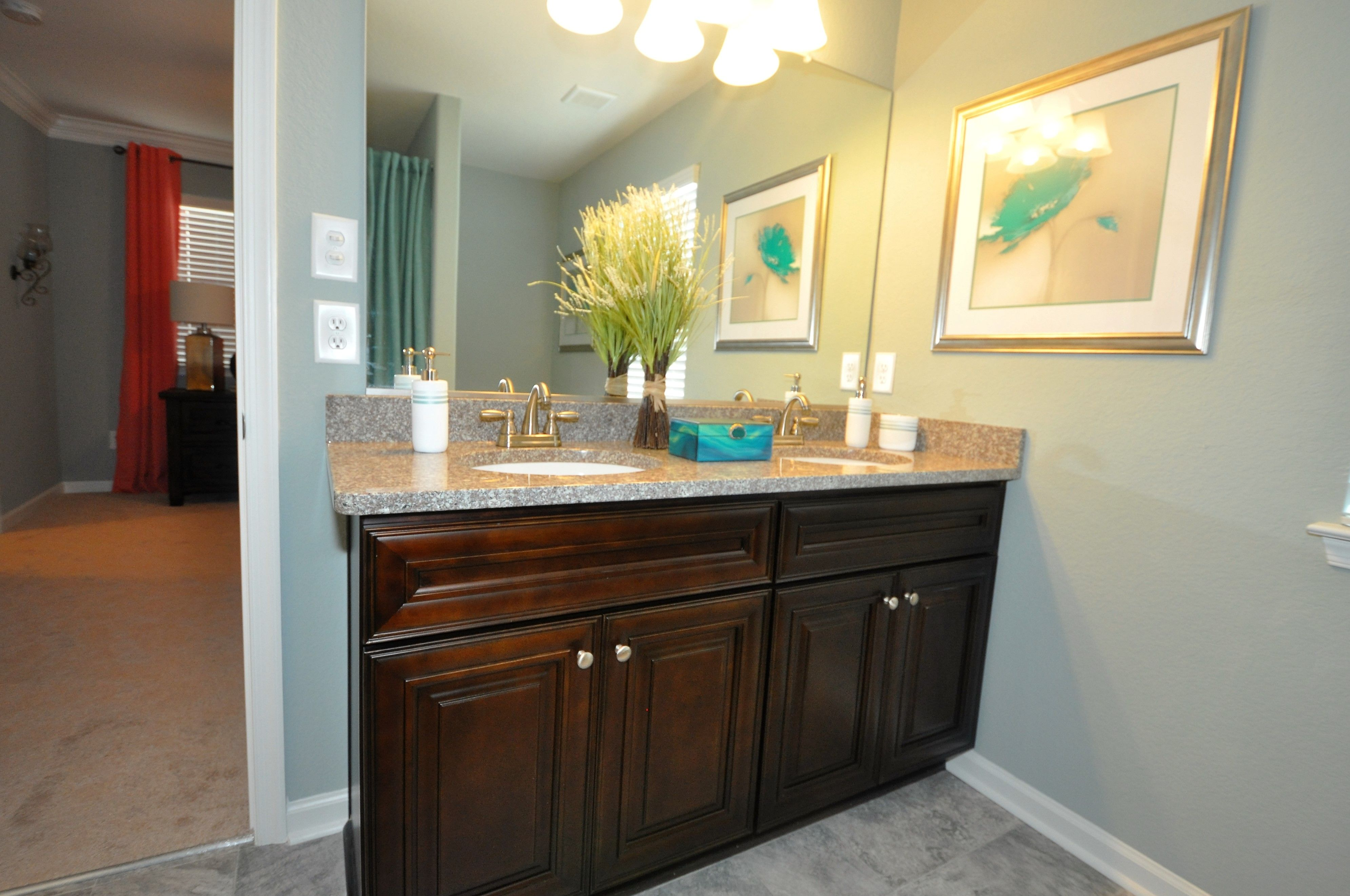 Bathroom featured in the Cypress By Wetherington Homes in Norfolk-Newport News, VA