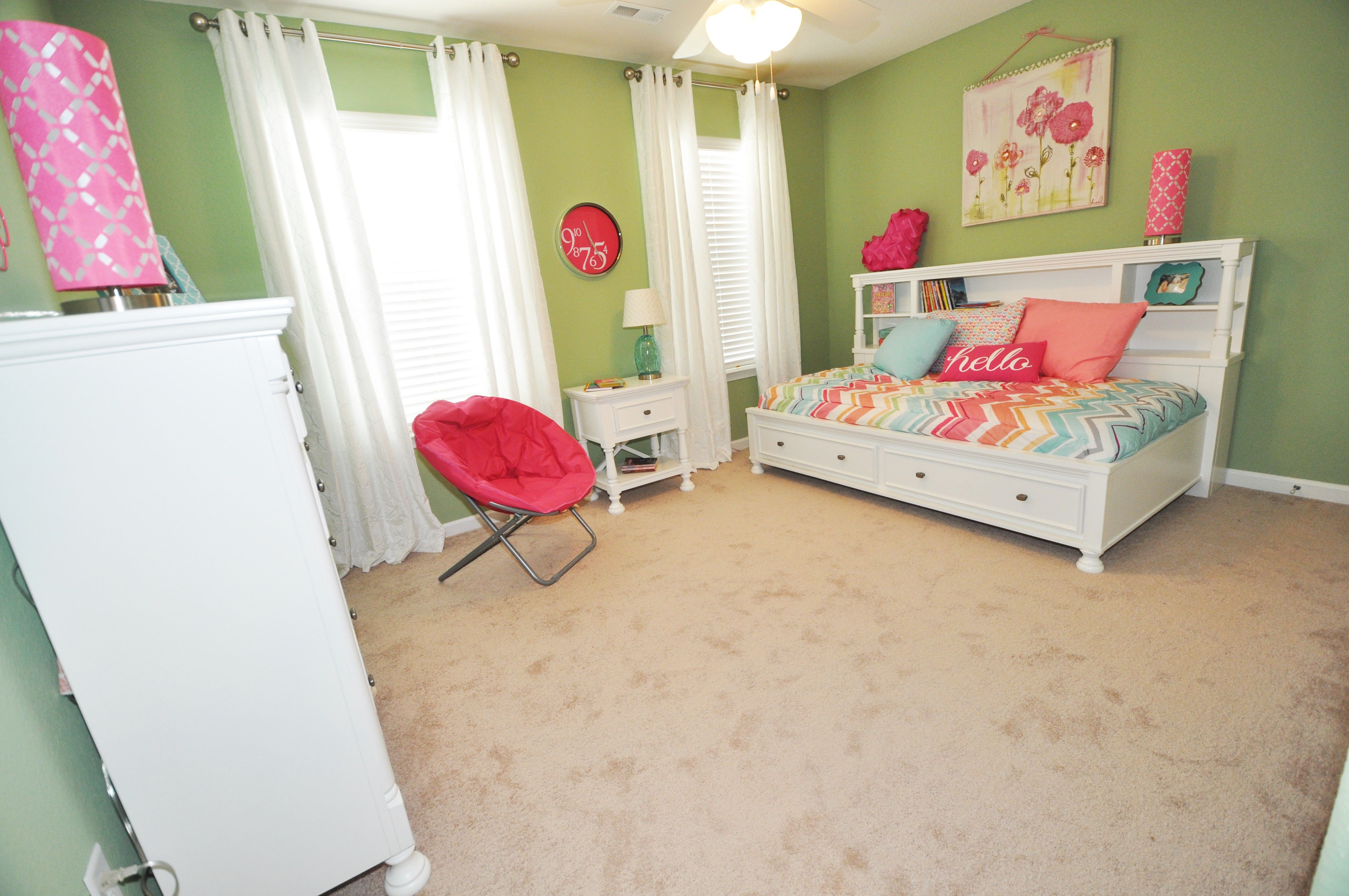 Bedroom featured in the Cypress By Wetherington Homes in Norfolk-Newport News, VA
