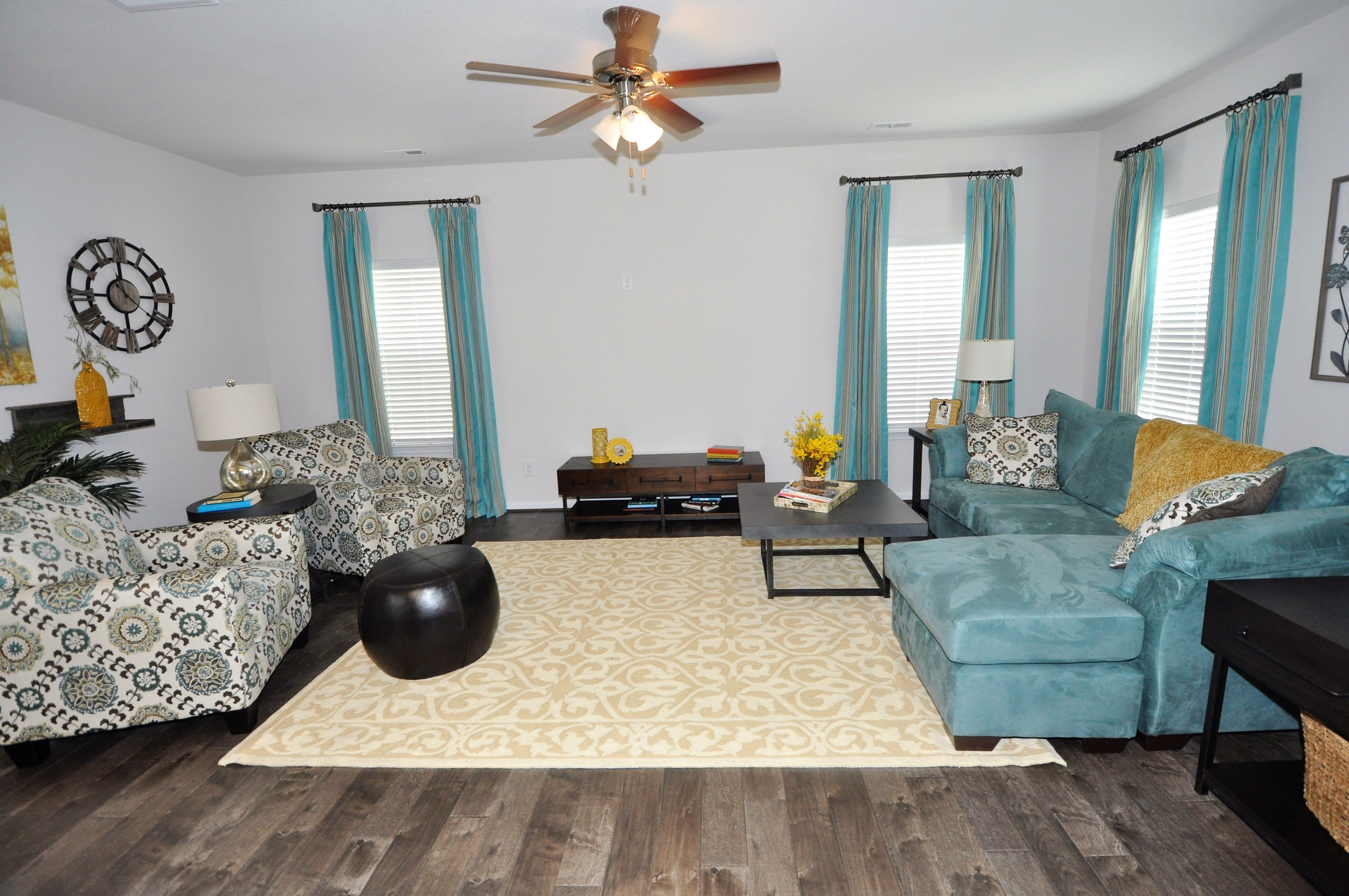 Living Area featured in the Cypress By Wetherington Homes in Norfolk-Newport News, VA