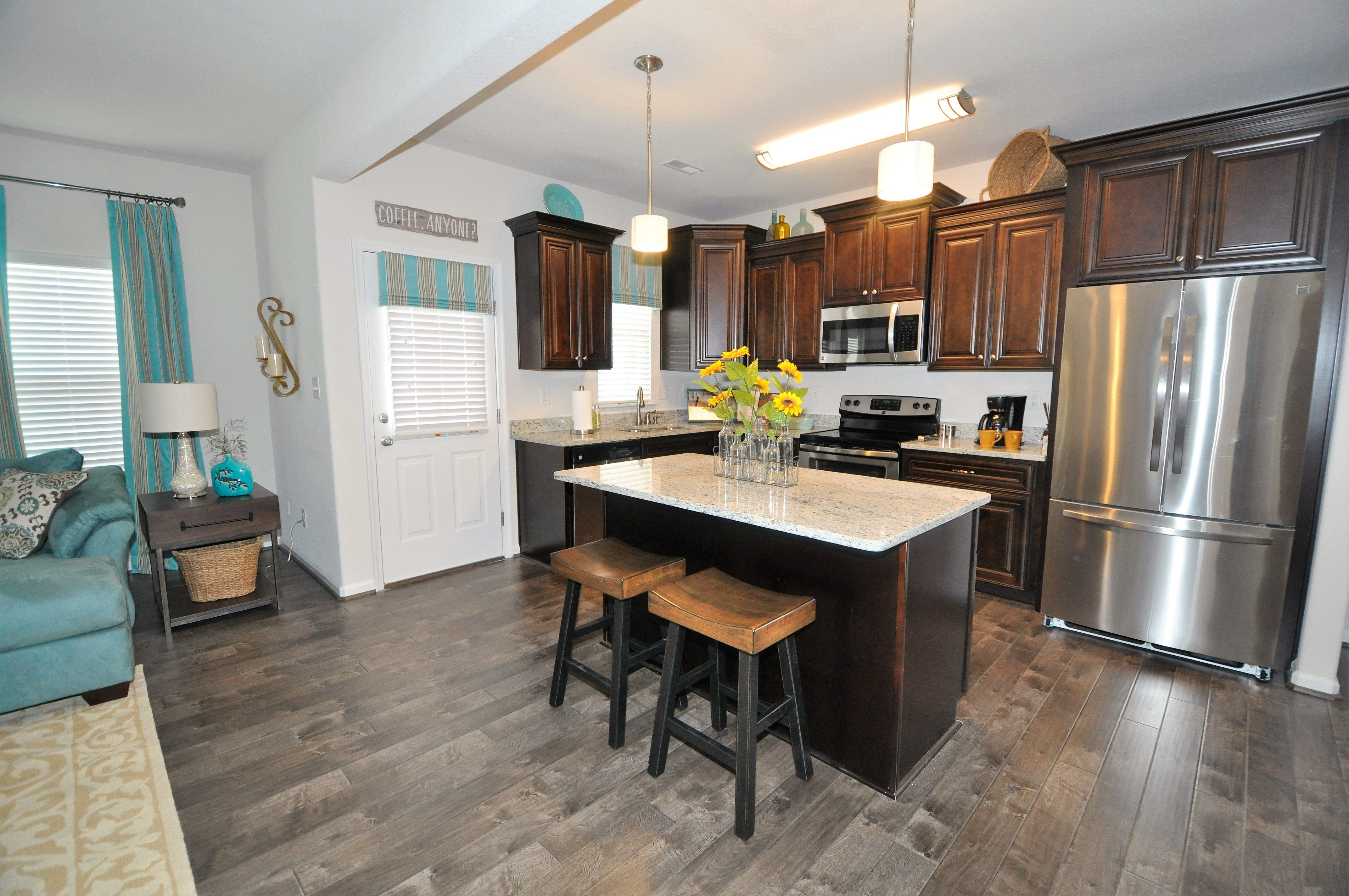 Kitchen featured in the Cypress By Wetherington Homes in Norfolk-Newport News, VA