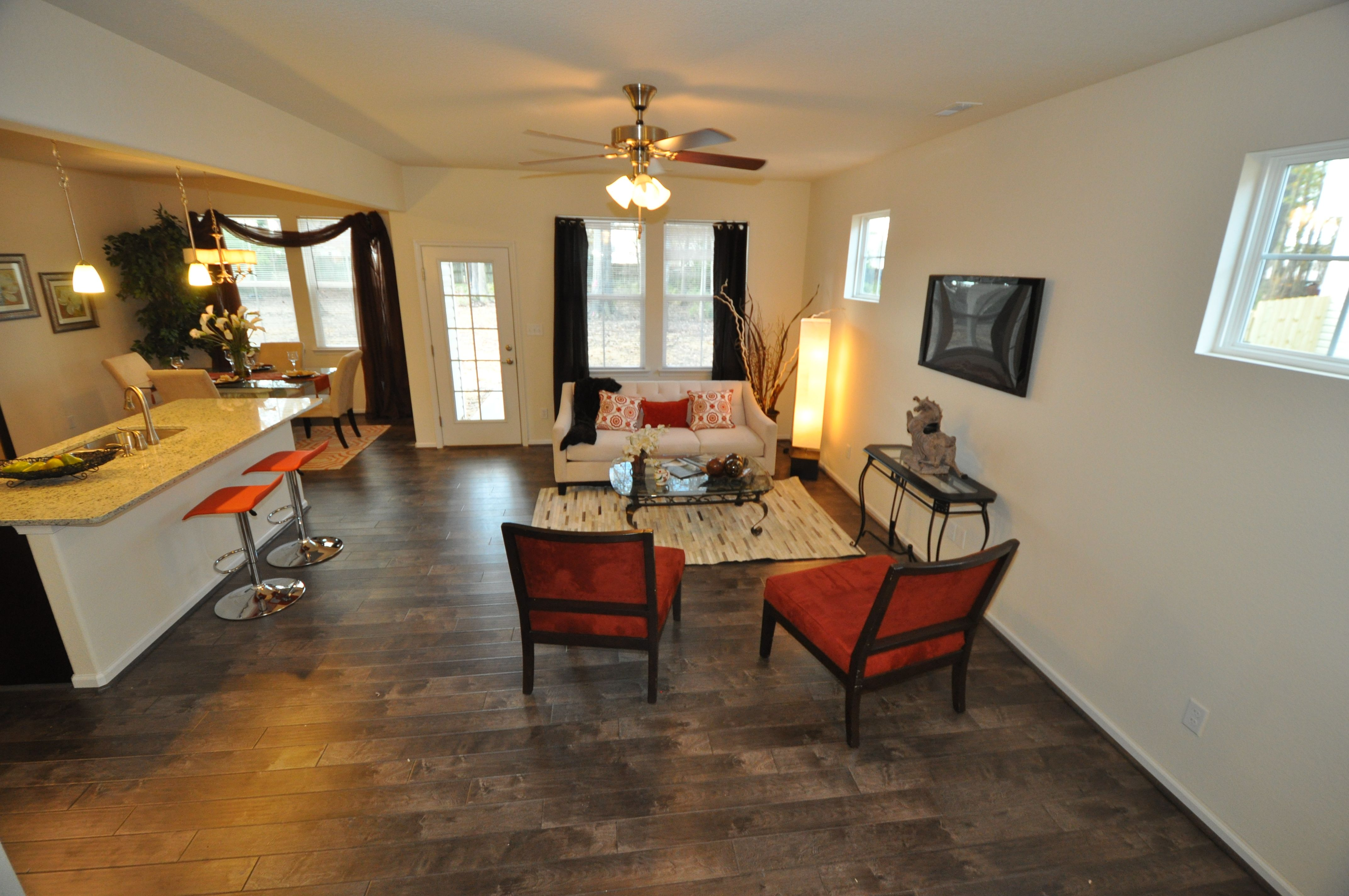 Living Area featured in the Poplar By Wetherington Homes in Norfolk-Newport News, VA