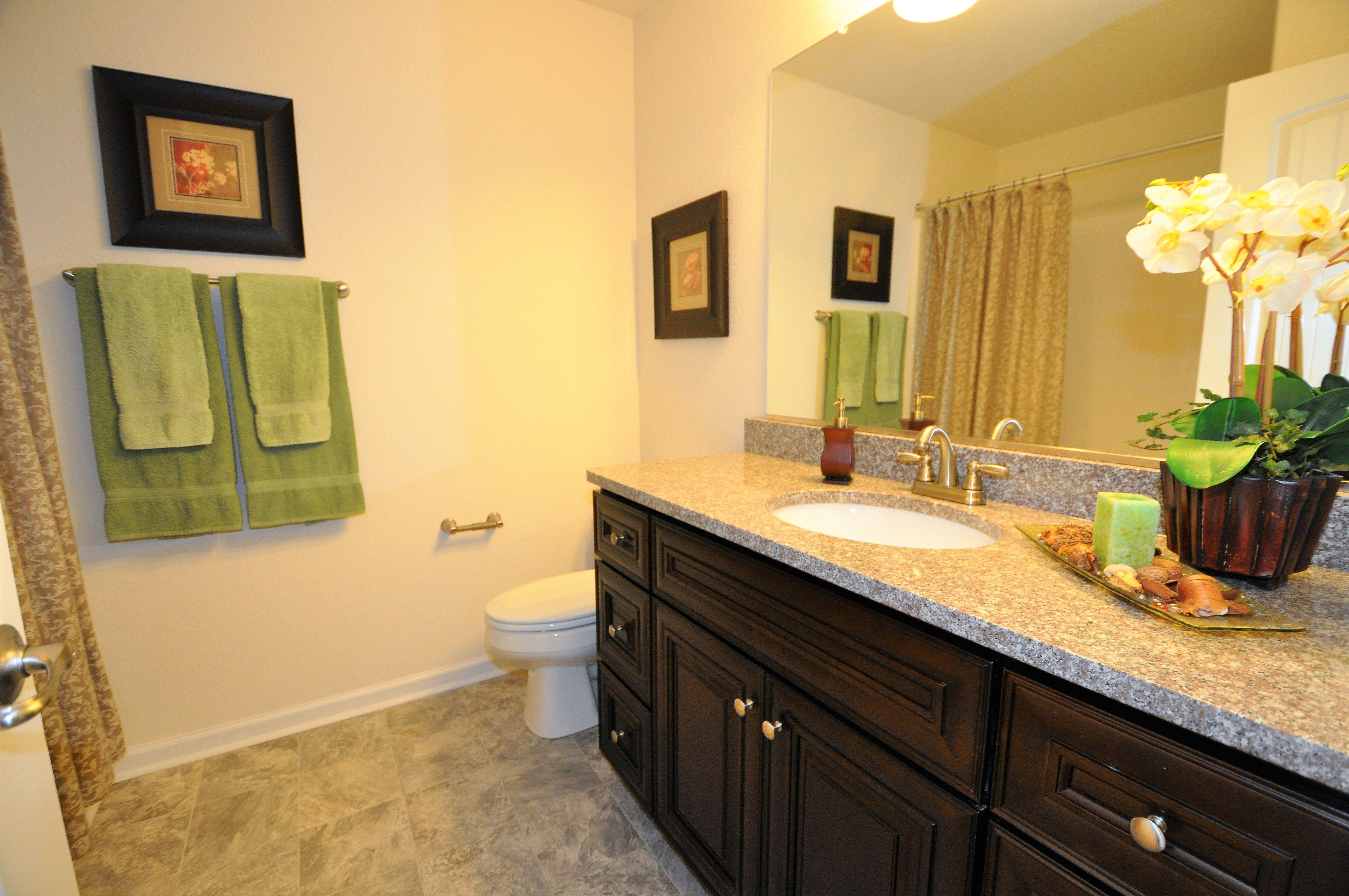 Bathroom featured in the Poplar By Wetherington Homes in Norfolk-Newport News, VA