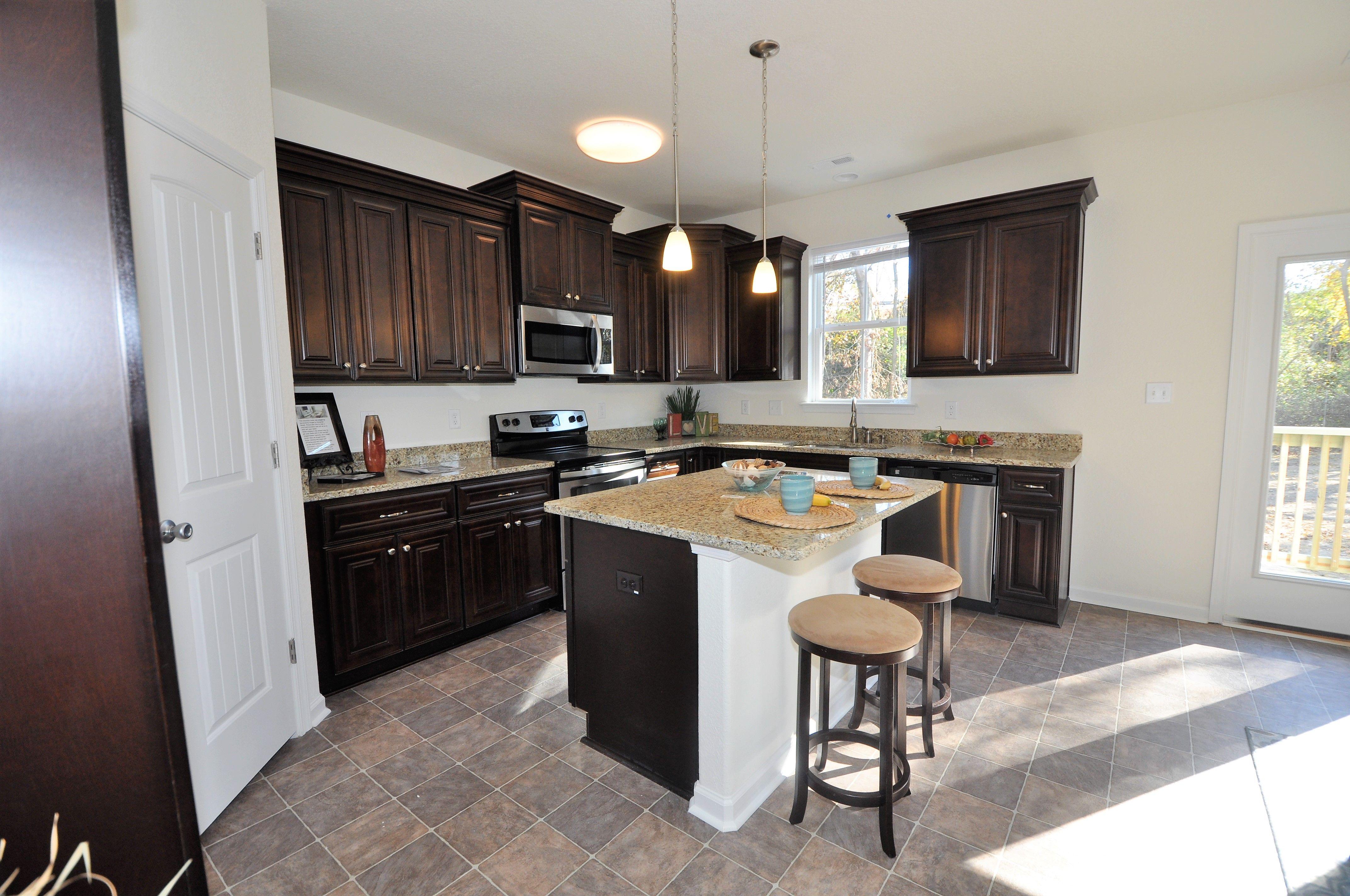 Kitchen featured in the Cedar By Wetherington Homes in Norfolk-Newport News, VA
