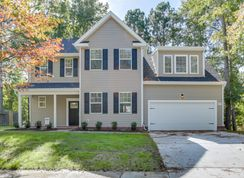 The Birch - The Farmettes in Rural Grassfield: Chesapeake, Virginia - Wetherington Homes